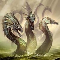 The Three-Head Hydra